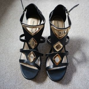 Montego Bay Club, Cork wedge sandals